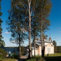 Важеозерский мужской монастырь. Карелия. :: Николай Тренин
