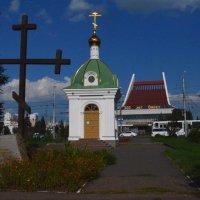 На этом месте находилась Ильинская церковь :: Savayr