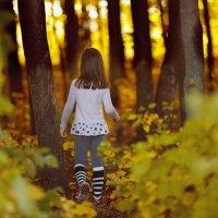 Волшебный лес :: Инна Пивоварова