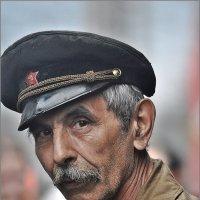 МАШИНИСТ ПАРОВОЗА :: Валерий Викторович РОГАНОВ-АРЫССКИЙ