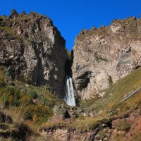 Водопад Султан. Джилы-Су, Эльбрус. :: Vladimir 070549