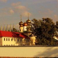 Успенский монастыырь :: Сергей Кочнев