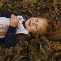 Маленькая лисичка :: Юля Колосова