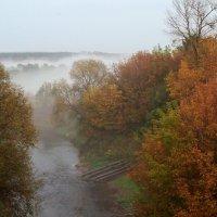 Осенняя Таруса :: Надежда Бахолдина