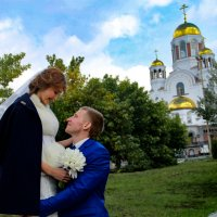 Лена+Ваня :: Владимир Агафонов