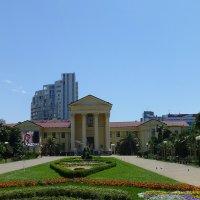 Площадь Искусств в Сочи :: Наиля
