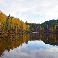 Осциллограмма октября (2) :: Полина Потапова