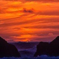 Закат в Марокко! :: Nadin Largo