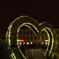 Ну, очень большое сердце! :: Андрей Лукьянов