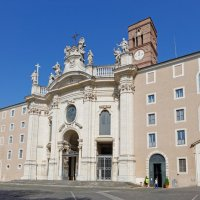 Santa Croce in Gerusalemme :: Павел Сущёнок