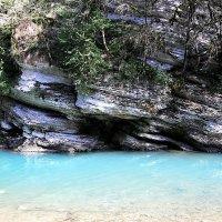 Голубая река :: Alexander Varykhanov