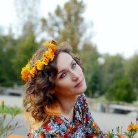 Бархатки :: Ирина Голубятникова