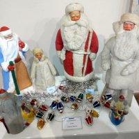 """На выставке """"Улыбка Новогоднего чуда"""" :: Мария Коледа"""