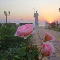 Розовый закат :: Эля Юрасова