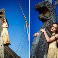 викинги :: Александра Реброва