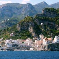 Amalfi coast :: Lena Li