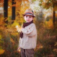 Осень в городе (парк) :: Ольга Егорова
