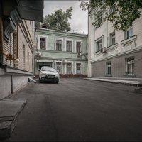 Московский дворик :: Олег Фролов