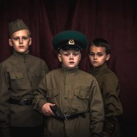 Молодая гвардия :: Анна Никонорова