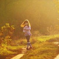 Я иду и пою,солнышко мне светит,,, :: Инна Пивоварова