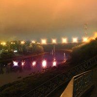 Ночной мост :: Ольга Вишневская