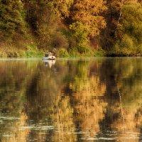 Пара на лодке :: Руслан Лутов