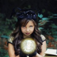 Ведьма :: Ксения