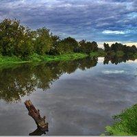 Зеркало реки :: Вячеслав Минаев