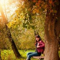 а это я, отдыхаю )) :: Anna Enikeeva