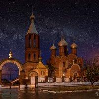 Всехсвятская церковь :: Ринат Валиев