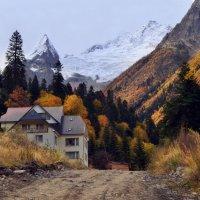 Домик в горах :: Клара