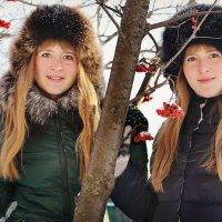 Надя и Вера :: Виктория Князева