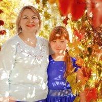 Яркая осень :: Olga Rosenberg