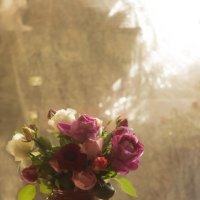 Розы к чаю :: Вера Арасланова