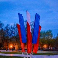 Флаг России :: Света Кондрашова