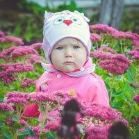 Девочка в розовом :: Инна Вольных