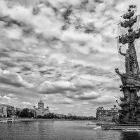 Москва. Гуляя по парку Музеон :: Андрей Левин