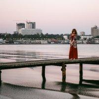 Дорога в море :: Alexx Strelkovv