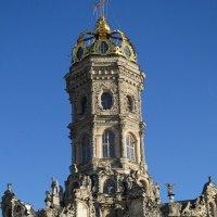Дубровицы. Церковь Знамения Пресвятой Богородицы :: Дмитрий Никитин