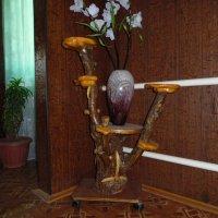Подставка для цветов :: Андрей Солан