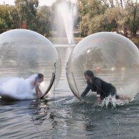Гуляем по воде :: Олег Егоров