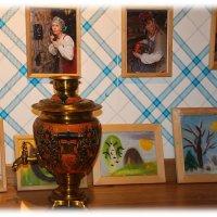 Чаепитие в сказке.... :: Tatiana Markova