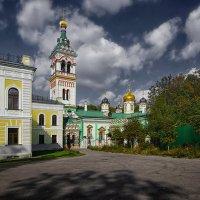 Храм Святителя Николы :: mila
