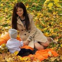 наша осень :: Светлана