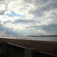 Осенний пляж :: марина ковшова