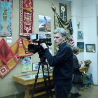Люблю фотографировать фотографов-профессионалов в работе! :: Ольга Кривых