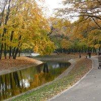 В парке :: Александр Алексеев