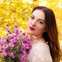 Золотая осень.. :: Анна