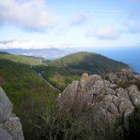 Вид с горы Каракули-Кая :: Руслан Newman
