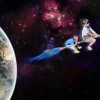 Через тернии к звёздам :: Андрей Щетинин